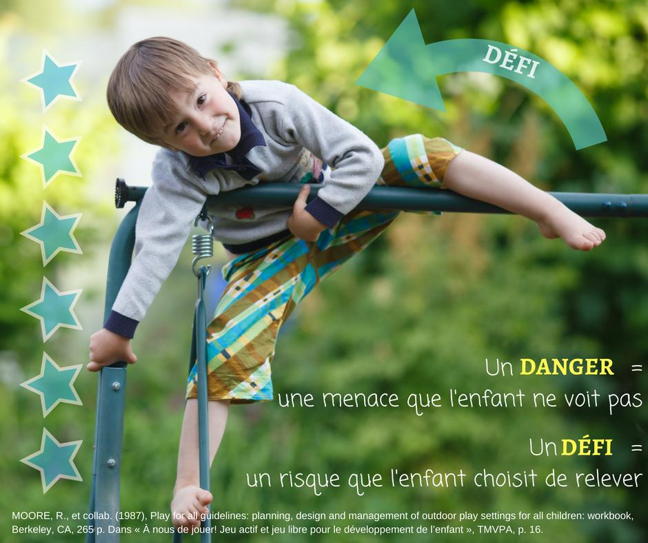 Danger ou défi?